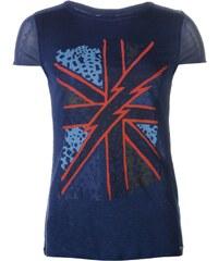 Pepe Jeans dámské tričko New Virginia L lososová - Glami.cz 0e346aae23