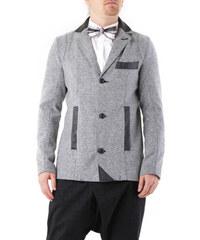 Čierno–biely kockovaný dlhý kabát Miss Selfridge - Glami.sk a2d1f52a91f