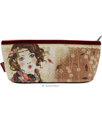 6fae0d05b Santoro London - Pouzdro/Kosmetická taška - Souvenir d'Hiver