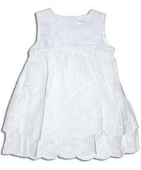 46d47e62ce1a Biele Bavlnené Dievčenské šaty - Glami.sk