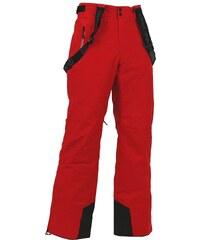 Pánské lyžařské kalhoty ALPINE PRO MOLINI 2 ČERVENÁ 5fd7e5316c