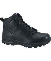 Čierne pánske kožené tenisky Nike All Court 2 Low - Glami.sk 8dbe277364a