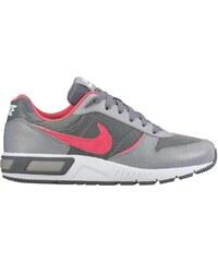 Dětské boty Nike NIGHTGAZER (GS) WOLF GREY HYPR PINK-CL GRY- bf890d1e09