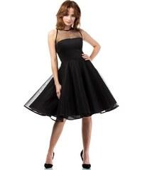 Společenské šaty MOE148 černé 2632bfc59c