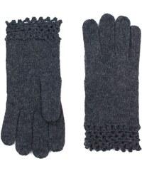 Fashion Icon Dámské pletené rukavice – palčáky s kožešinou - Glami.cz 6f1174859a2