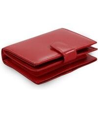 Arwel Červená dámská kožená peněženka Adriana 3fb8ca6969c