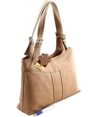 Dámská kožená kabelka Silvercase 4995-25 f5f9b00ae31