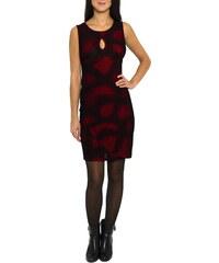e7e073029f5 Smash FORTUNY krátké šaty červené se vzorem