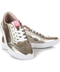 d7541d0d36 Zlaté Dámske topánky z obchodu Amiatex.sk - Glami.sk
