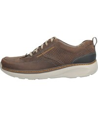 Clarks CHARTON MIX Chaussures à lacets cuir marron foncé