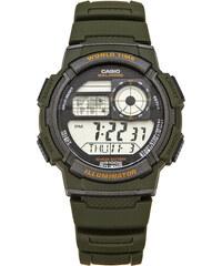Zlaté retro hodinky Casio Multi Gold - Glami.cz b9affb94d1