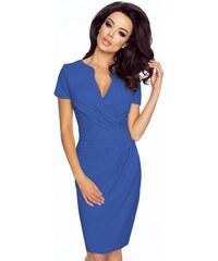 545a75df8cf KARTES MODA šaty dámske KM56-2 s obálkovým výstrihom