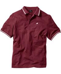 bpc bonprix collection Poloshirt kurzer Arm in rot für Herren von bonprix
