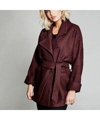 Kabát Guess by Marciano Zemira Coat mahagonový 4b0839f111