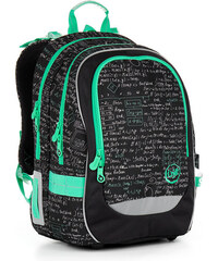 a000ad66901 Topgal Školní batoh CHI 866 A - Black