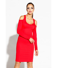 Šaty s velkým výstřihem  31f41ce23d9