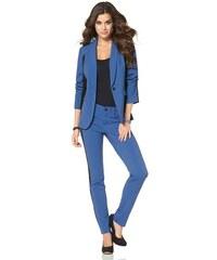 Kalhotový kostým Laura Scott (vel.36 skladem) 36 modrá SKLADEM 9e92500256