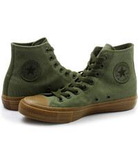 Pánské maskáčové zelené tenisky Converse Chuck Taylor All Star ... 97c9eda77a