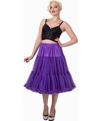 Banned spodnička pod šaty fialová 68 cm bf950b44df