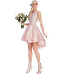 CITYGODDESS Společenské šaty Perla krémové 536697e1f6