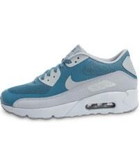Nike WMNS Air Max 90 Essential - Chaussures de Sport, Homme, (Pr pltnm/rdnt emrld-blk-smmt w), Taille 38.5
