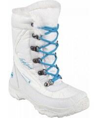 4b4e9dfc370 Dětské zimní boty LOAP COLL KID bílá modrá