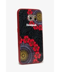 obal na telefon Desigual Samsung 6 Sil Red carmin 338a2914745