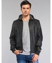 472d74c4c7a Armani jeans Kožené koženkové bundy LAPIDOBA Armani jeans