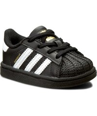 Topánky adidas - Superstar I BB9078 Cblack Ftwwht Ftwwht e0ea8212849