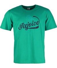 Pánské bavlněné tričko Rejoice - Gentiana Men (zelené) b3b3ae53f8