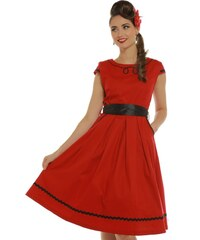 89ce83a0f6e Červené svatební šaty s výšivkou - Glami.cz