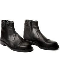 Redno Šumava Pánská zimní obuv Redno 1705 černá b6190d49b6