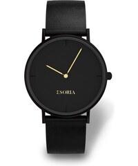 Černé dámské hodinky Esoria Alys Dim 0b53a150772