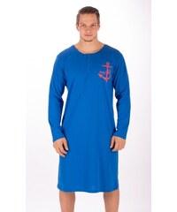 bcac246f2b17 Gazzaz Pánska nočná košeľa s dlhým rukávom Kotva