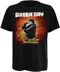 Universal Music Shirts Green Day - 21st Century Cover 0917798 Unisex - Erwachsene Shirts/ T-Shirts