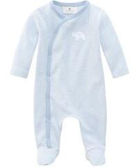 Bellybutton Kids Baby - Jungen Strampler Schlafstrampler mit Fuß 10892-90624
