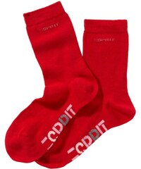 ESPRIT Unisex Kinder Socken 19041 Foot Logo SO, Doppelpack