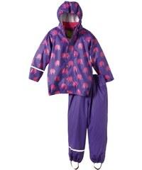 Celavi Mädchen Regenhose Rainwear suit with elephant print