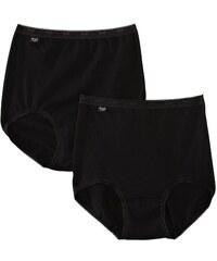 Sloggi Damen Taillenslip Basic Maxi 2 Pack