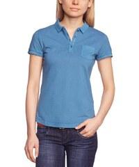 MUSTANG Jeans MUSTANG Damen Poloshirt 8017-1546, Knopfleiste