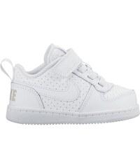 Dětské tenisky Nike COURT BOROUGH LOW (TDV) WHITE WHITE 4bdf75426d