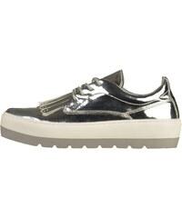 SPM Chaussures à lacets silver