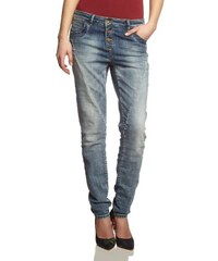 ONLY Damen Jeans 15084904 LIZZY ANTIFIT JEANS Boyfriend / Anti Fit (tiefer Schritt) Normaler Bund