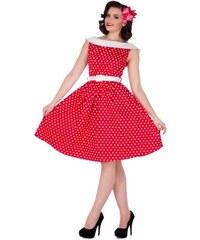 Dámské retro šaty Dolly and Dotty Sassy červené Dolly and Dotty S751SL f992cbffa4c