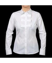 Jednobarevné elegantní dámské košile - Glami.cz 19e6ad9188