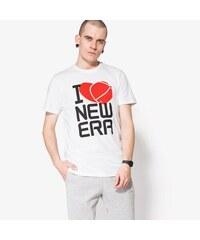 New Era Tričko Heart Ne Wht Muži Oblečenie Tričká 11422870 6741f4b9c3