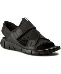 Szandál ECCO - Intrinsic Sandal 84200351052 Black Black 3bc6ad1645