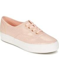 62966e6fe2e0 Ružové Plátené Zlacnené Dámske topánky - Glami.sk