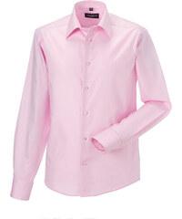 359508fbdf00 Ružové Pánske košele s dlhým rukávom - Glami.sk