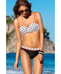 588163ad8d7 EWLON Elegantní kvalitní push-up dvoudílné plavky